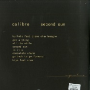 Back View : Calibre - SECOND SUN (2019 REISSUE 4LP + MP3) - Signature / SIGLP001RP