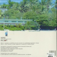 Back View : Sora - RE.SORT (LP) - Mitsuko & Svetlana Records / MITSUKO001