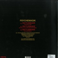 Back View : Psychemagik - RATTLESNAKE EP - Pets Recordings / PETS105