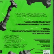 Back View : Toto Chiavetta - SOUNDS BETWEEN COLOURS EP - Innervisions / IV88
