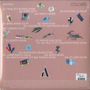 Back View : Afriqua - COLORED (PINK 2LP) - R&S Records / RS1915 / 05180901