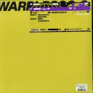 Back View : Plaid - PEEL SESSION 2 (EP + MP3) - Warp Records / WARPLP300-9