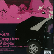 Back View : Terence Terry - Memory Mode (DJ HONESTY REMIX) - Rawbeats Records / RBR001