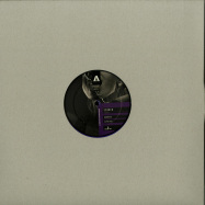 Back View : Scorch - BANSHEE / HARDWIRED (PURPLE VINYL) - Absolete / ABS003