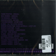 Back View : Various Artists - POP AMBIENT 2020 (CD) - Kompakt / Kompakt CD 155