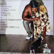 Back View : Mr. Muthafuckin Exquire - MR. MUTHAFUCKIN EXQUIRE (LP)(ORANGE COLOURED VINYL) - Chocolate Rabbit / CR005