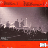 Back View : Thelonious Monk Quartet - LIVE IN AMSTERDAM (LP) - Naked Lunch / ND009 / 00139318