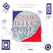 Back View : Contours & Yadava - COSMIC ECHOES - Flumo Limited / FLTD015
