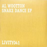 Back View : Al Wootton - SNAKE DANCE E.P - Livity Sound / Livity041