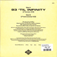 Back View : Souls Of Mischief - 93 TIL INFINITY (7 INCH) - Mr Bongo / MRB7174 / MRB SI 7174
