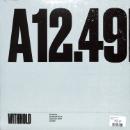 Back View : Unknown Artist - WH12 - Withhold / WITHHOLD12