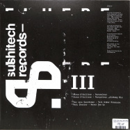 Back View : Steve O Sullivan / Two Lone Swordsmen / Matt Chester - YOSSI AMOYAL PRESENTS FLUERE III - Sushitech / SUSH 53