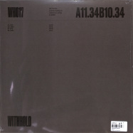 Back View : Unknown Artist - WH017 - Withhold / WITHHOLD017