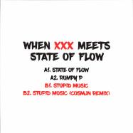 Back View : XXX Culture - WHEN XXX MEETS STATE OF FLOW (VINYL ONLY) - XXX Culture / XXXCULT002