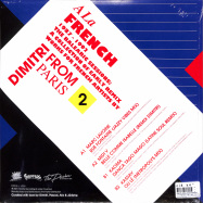 Back View : Dimitri From Paris Various - A LA FRENCH (1987-1992) THE BALEARIC SESSIONS VOL. 2 - Favorite Recordings, Jazzy Couscous / FVR176-JC15