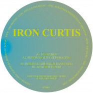 Back View : Iron Curtis - WEATHER REPOST EP - Chiwax / CTX011