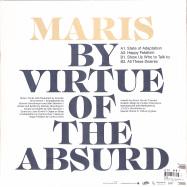 Back View : Maris - BY VIRTUE OF THE ABSURD (LP) - DE W.E.R.F. / WERF170LP