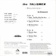 Back View : Fitz Gore & The Talismen - SOUNDNITIA (LP) - Sonorama / SONOL114