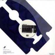 Back View : Namlook Vs Pepe Bradock - SUBHARMONIC ATOMS, P.BRADOCK RMXS - Macro Recordings / MACROM04