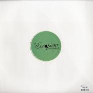 Back View : Various Artists - ESCAPISM MUSIQUE - GOES ON VINYL PART 2 - Escapism Musique / EMV002