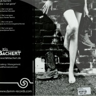 Back View : Falk Bachert - SHES NOT GONE EP - Damm Records / Damm018