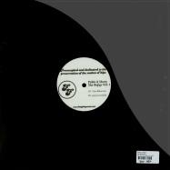 Back View : Pablo & Shoey - THE REJIGS VOL 1 - Fatty Fatty Phonographics / FFP001RP
