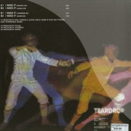 Back View : The Saint Petersburg Disco Spin Club & L - I NEED IT, LOVEBIRDS MIX, LEAVES MIX - Teardrops / TD006