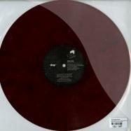 Back View : Lady Blacktronika - JACKMASTER CUNT EP (RED MARBLED VINYL) - Sound Black Recordings / SB005