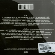 Back View : Various Artists compiled By Trevor Jackson - METAL DANCE 2 (2XCD) - Strut Records / STRUT107CD