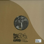 Back View : Shadi Megallaa - THE LOST ARK EP - Ark To Ashes / ARK003