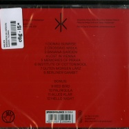 Back View : Kalipo - WANDERER (CD VERSION) - Audiolith / AL238CD