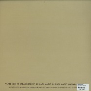 Back View : Jonathan Kusuma - BLACK MAGIC EP (180G VINYL) - Cocktail D Amore / CDA 011