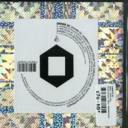 Back View : Sinner DC - MEG / CDG (CD) - Mental Groove - MEG / MEGMGCD001