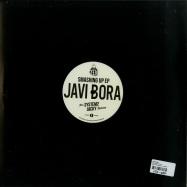 Back View : Javi Bora - SMASHING UP EP - Keep It Zen Records / KIZR007