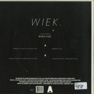 Back View : Bona Fide - WIEK - Acker Records / Acker 052
