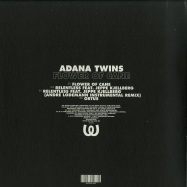 Back View : Adana Twins - FLOWER OF CANE (ANDRE LODEMANN REMIX) - Watergate Records / WGVINYL40