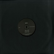 Back View : QNA - TABOR SESSION - True Rotary Recordings / TRR 004