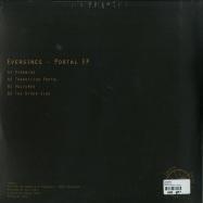 Back View : Eversines - PORTAL EP - Depth Over Distance / DOD111