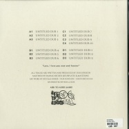 Back View : Dub Surgeon - THE LOST FUTURE - Ark To Ashes / ARK006