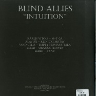 Back View : Various Artists - INTUITION - Blind Allies / BAREC005