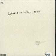 Back View : Zazou & An On Bast - TUNYA - Laut & Luise / lul015