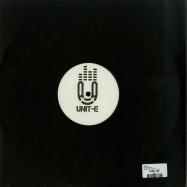 Back View : Unit E - OVERDUB EP - Scorccio Music / UNITE01