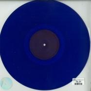 Back View : Ghini-B - OVER BY THE CORNER EP (BLUE VINYL )(VINYL ONLY) - Bleu Nuit / BN04