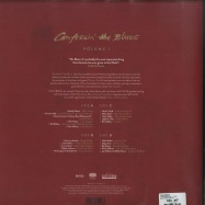 Back View : Various Artists - CONFESSIN THE BLUES VOL. 1 (2LP) - BMG / BMGCAT155DLP1