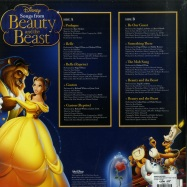 Back View : Various Artists - SONGS FROM BEAUTY AND THE BEAST O.S.T. (LP) - Walt Disney / 8740326