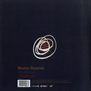 Back View : Martin Buttrich - NORTHEAST / SOUTHWEST - Planet E / PLE65396-6