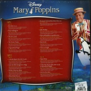 Back View : Richard M. Sherman & Robert B. Sherman - MARY POPPINS O.S.T. (2LP) - Walt Disney Records / 8740867
