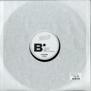 Back View : Kevin Over & Tilman - SPLIT EP - Inhale Exhale Records / INEX006