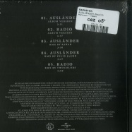 Back View : Rammstein - AUSLAENDER (MAXI-CD) - Rammstein / 7788944