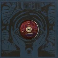 Back View : Nenor - FUTURE ANCESTOR - Sol Power Sound / SOLPS008